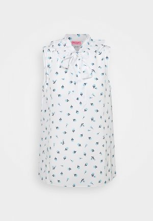 GARDEN DITSY SHELL - Blouse - french cream