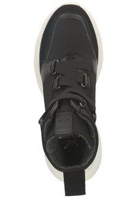 Sansibar Shoes - Korkeavartiset tennarit - schwarz - 1