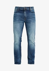 Jack & Jones - JJICLARK JJORIGINAL JOS - Jean droit - blue denim - 4