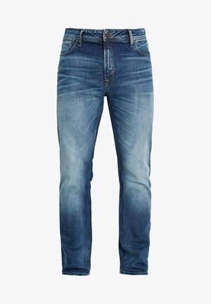JJICLARK JJORIGINAL JOS - Džíny Straight Fit - blue denim