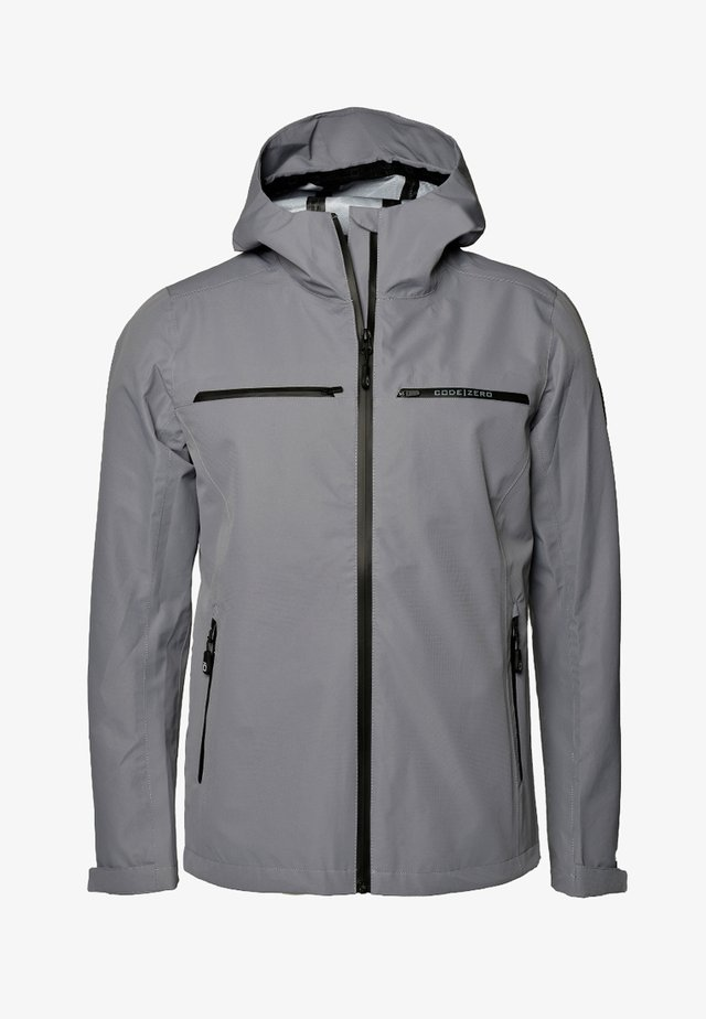 WAYPOINT - Giacca outdoor - grey