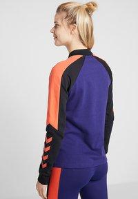 Hummel - HMLSPICY ZIP JACKET - Training jacket - astral aura - 2