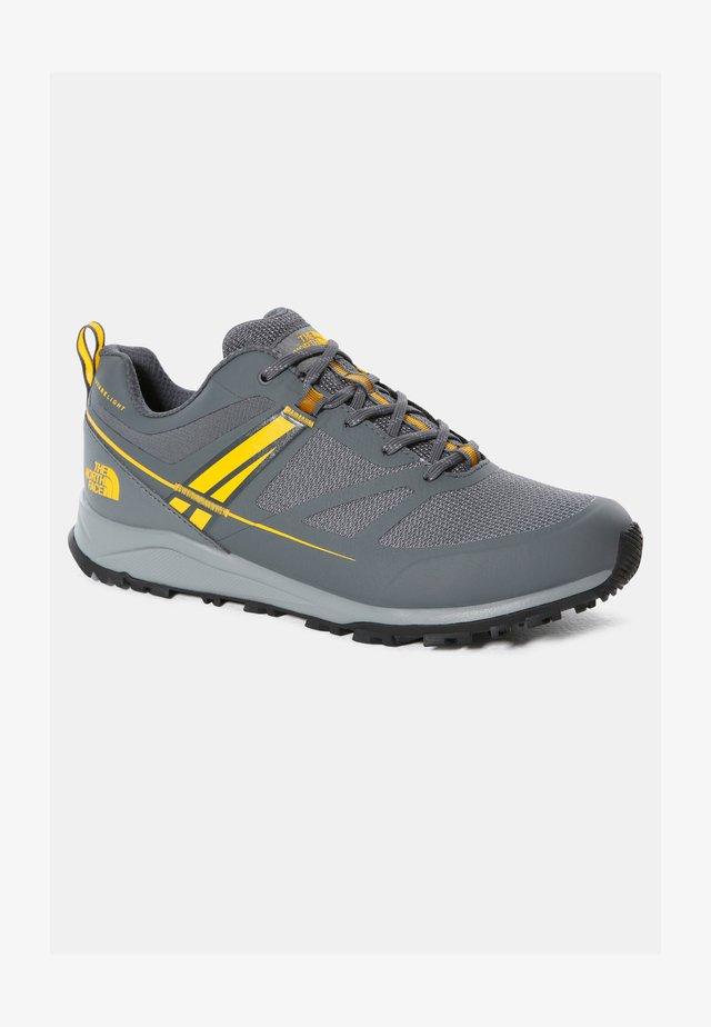 M LITEWAVE FUTURELIGHT - Chaussures à scratch - zinc grey/saffron
