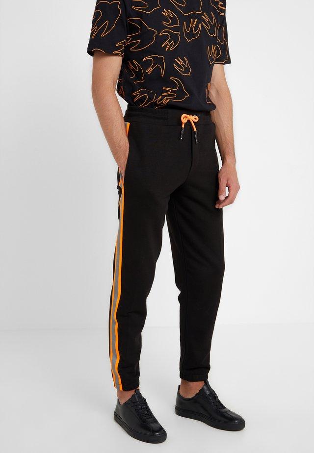 DART  - Pantaloni sportivi - darkest black