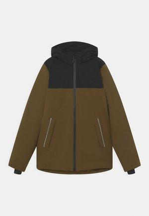LOGAN - Winter jacket - dark olive