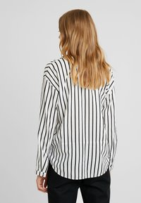 edc by Esprit - STRIPE - Long sleeved top - off white - 2