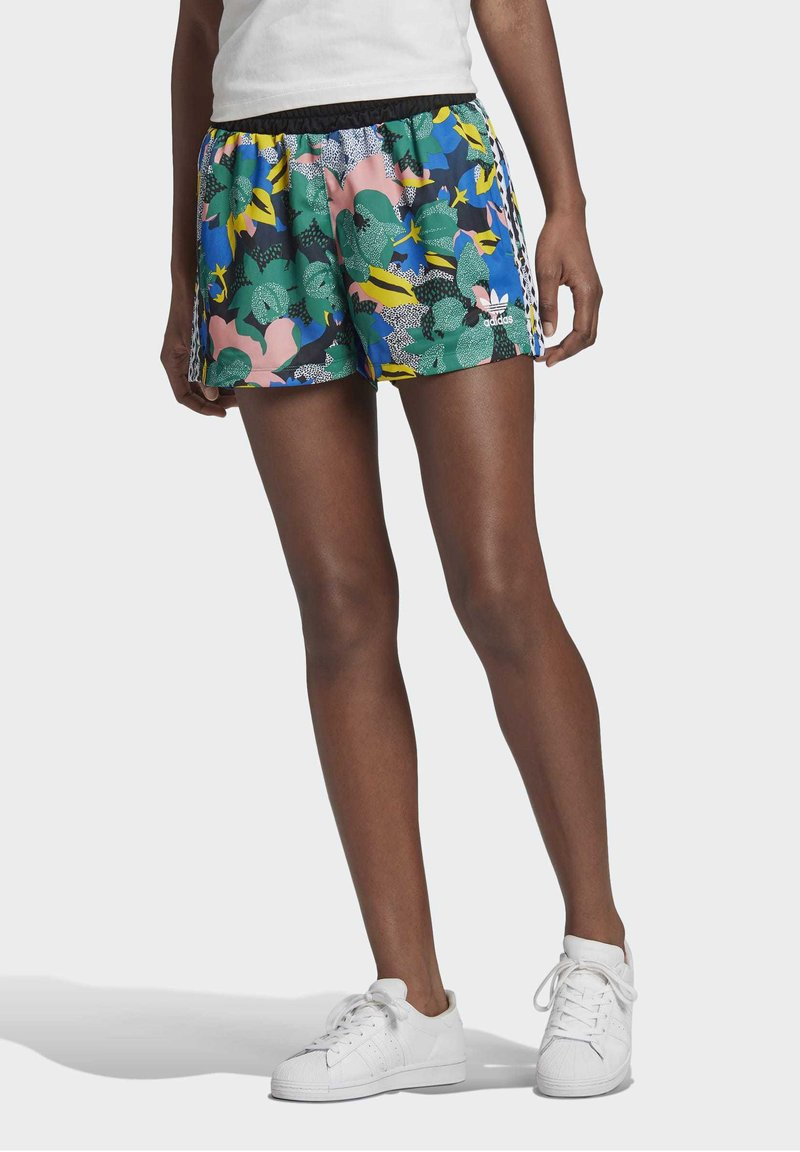 adidas Originals - Shorts - Shorts - Multicolour
