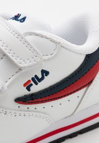 Fila - ORBIT INFANTS UNISEX - Zapatillas - white/dress blue - 5