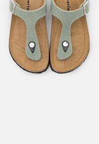 Tamaris - SLIDES - Pantoffels - sage - 5
