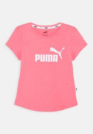 TEE - Print T-shirt - bubblegum
