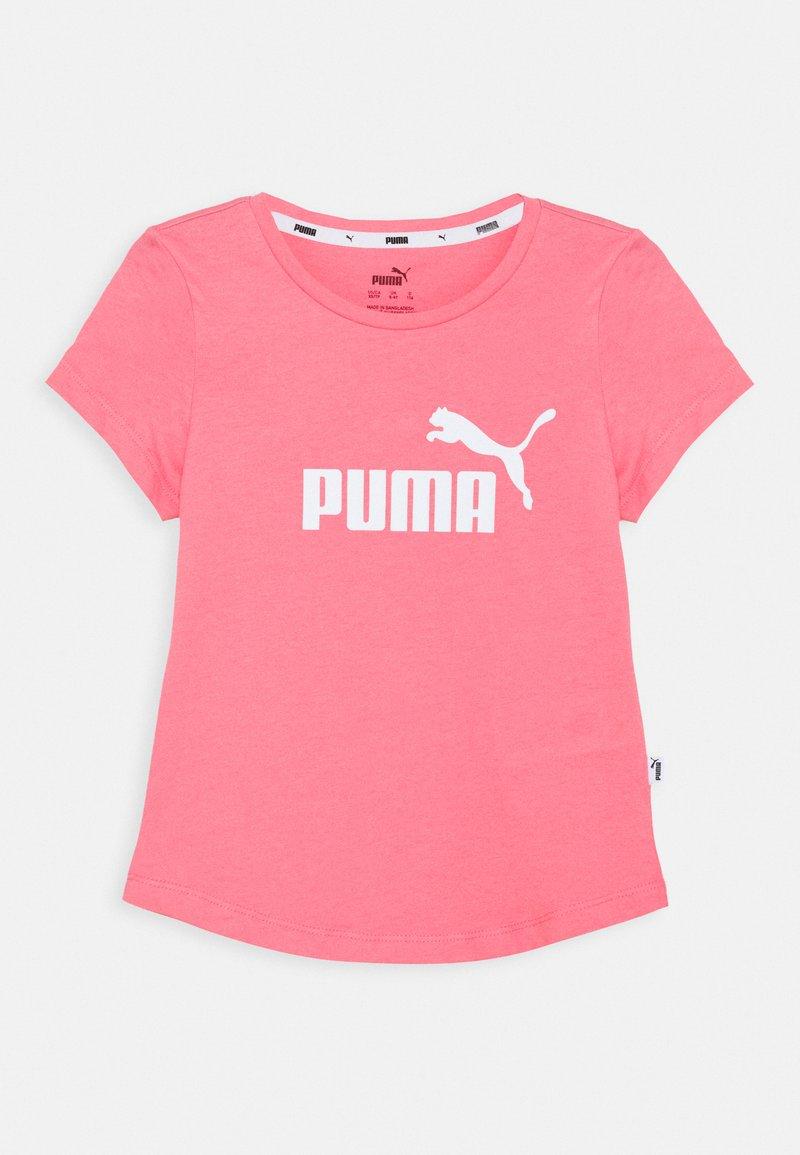 Puma - TEE - Triko spotiskem - bubblegum