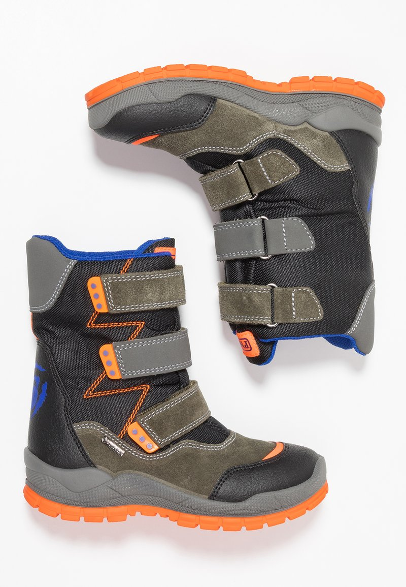 Primigi - Winter boots - bosco/nero
