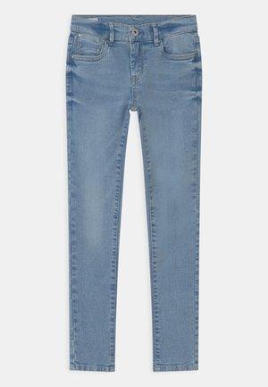 PIXLETTE - Jeans Skinny Fit - denim