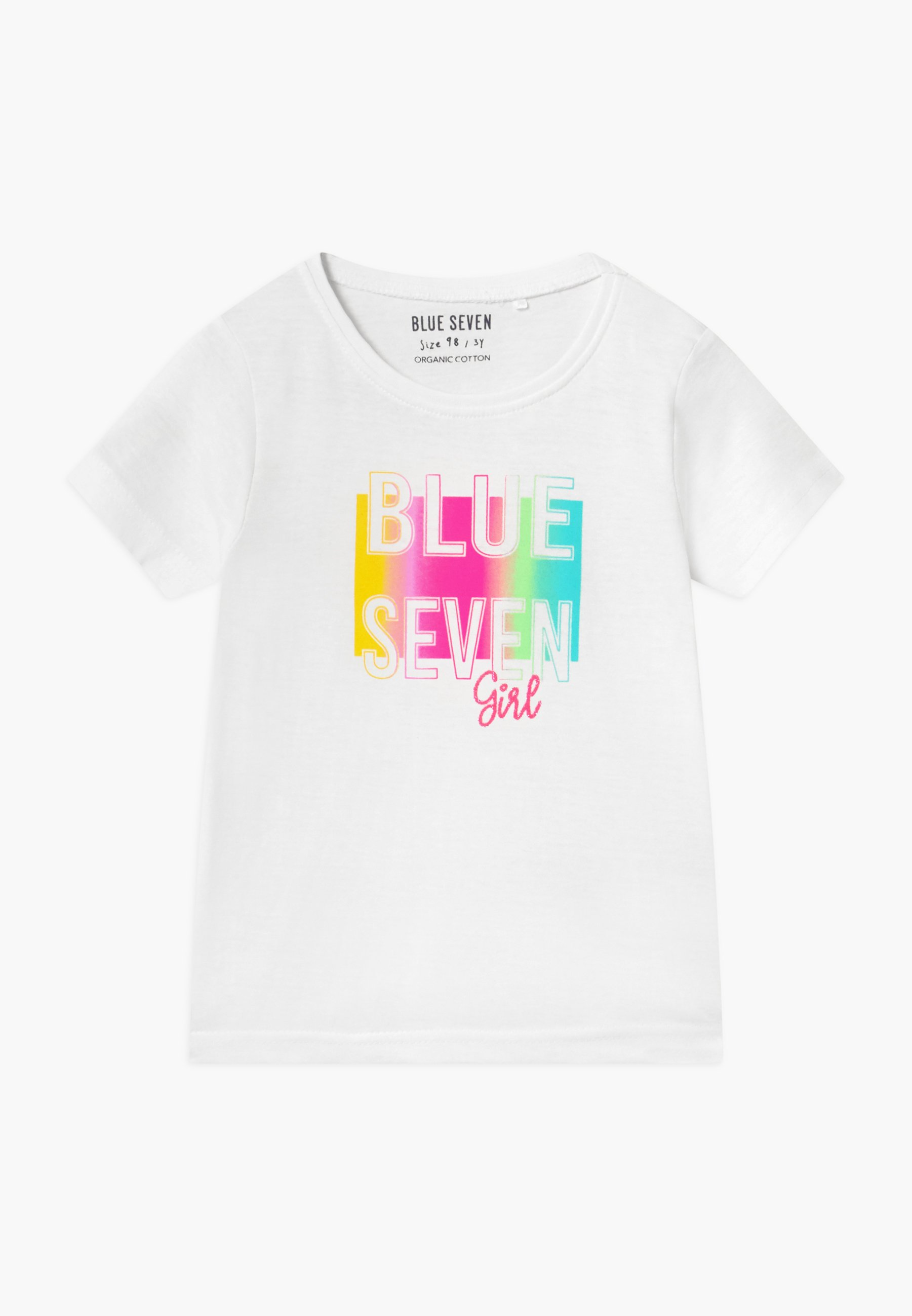 Kids SMALL GIRLS RAINBOW LOVE - Print T-shirt