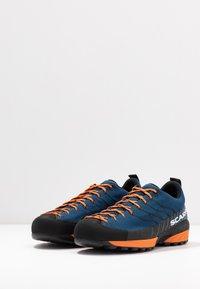 Scarpa - MESCALITO - Trekingové boty - blue/orange - 2