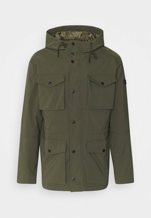 MODERN FIELD JACKET - Summer jacket - woodland green