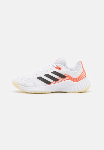 NOVAFLIGHT - Volleyball shoes - white