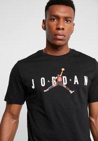 Jordan - T-shirt med print - black - 4