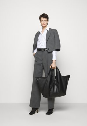 BORSA MANO - Tote bag - black