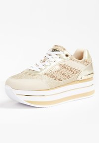 Guess - Trainers - beige - 1