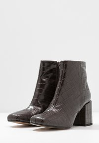 EDITED - GARETH - Ankle boots - brown - 4