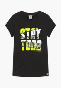 Retour Jeans - ROBYN - T-shirt print - black - 0