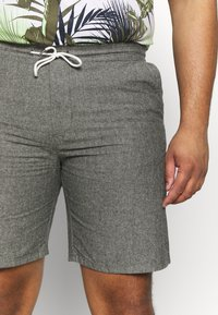 Jack´s Sportswear - RELAXT FIT - Shorts - black mix - 4