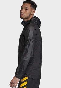 adidas Performance - Sports jacket - black - 4