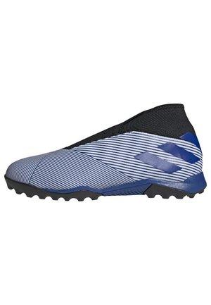 NEMEZIZ 19.3 TURF BOOTS - Voetbalschoenen voor kunstgras - white