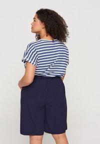 Zizzi - Shorts - blue - 2