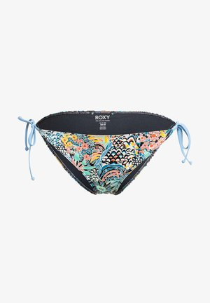 Bikini bottoms - powder puff flower