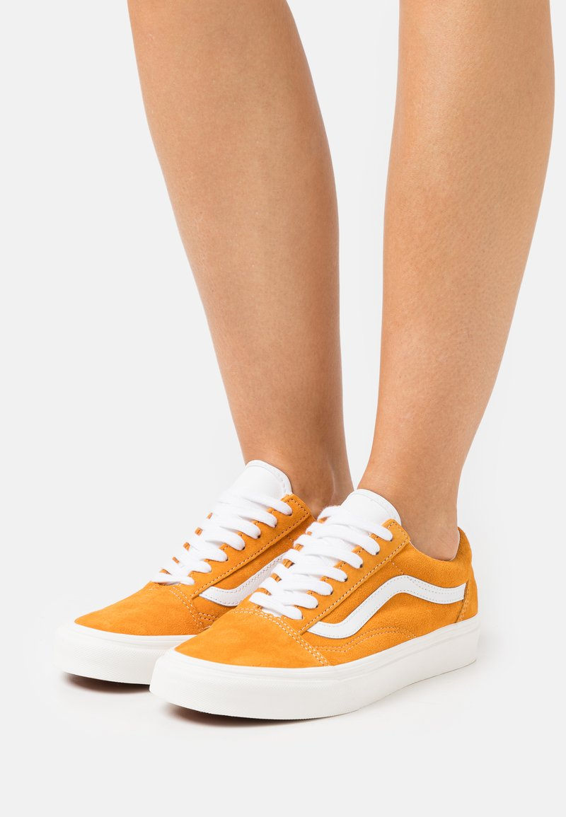 Vans - OLD SKOOL - Trainers - apricot/snow white