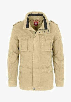 Outdoor jacket - haygreen