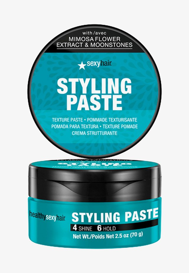 TEXTURE PASTE HEALTHY STYLING TEXTURE PASTE - Hair styling - -