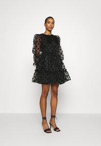 By Malina - JUDY DRESS - Vestido de cóctel - black - 1