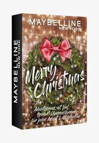 Maybelline New York - SMALL ADVENT CALENDAR (5 DOOR) - Adventkalender - - - 0