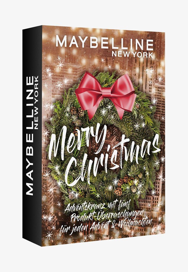 Maybelline New York - SMALL ADVENT CALENDAR (5 DOOR) - Adventkalender - -
