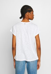 Kaporal - RARE - Print T-shirt - white - 2