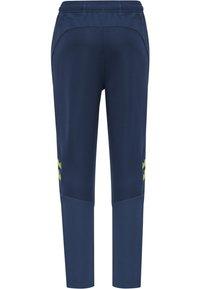 Hummel - LEAD FOOTBALL - Trousers - dark denim - 1