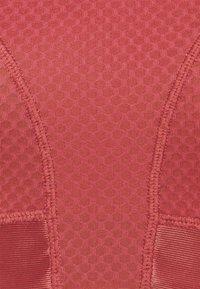 Nike Performance - ALPHA ULTRABREATHE BRA - High support sports bra - canyon rust/pink glaze/black - 2