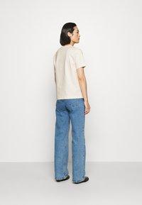 ARKET - T-SHIRT - T-shirts - white dusty light - 2