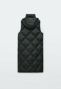 Massimo Dutti - MIT KAPUZE  - Waistcoat - black - 1