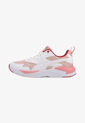 X-RAY LITE  - Trainers - peachskin-white-red-silver