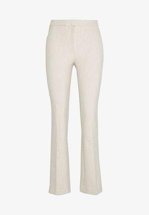 CHANA TROUSER - Trousers - beige