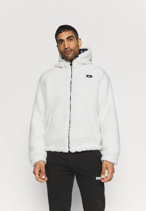 JOW - Fleece jacket - snow white