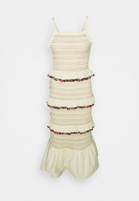 Never Fully Dressed - POM POM RAINBOW DRESS - Day dress - multi coloured - 3