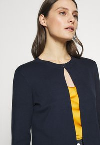 Esprit Collection - ECOVERO BOLERO - Cardigan - navy - 3