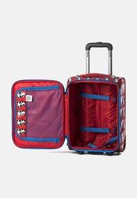 pick & PACK - PANDA  - Wheeled suitcase - rot - 3