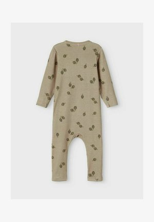 Sleep suit - chinchilla