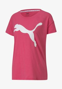 Puma - MUJER - Printtipaita - glowing pink cat - 3